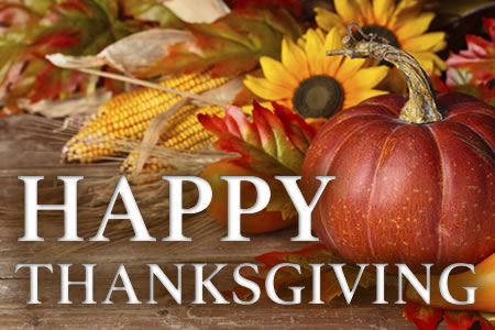 Happy Thanksgiving from PSIC