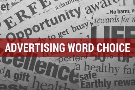 Choose your words wisely when it comes to marketing your medical practice