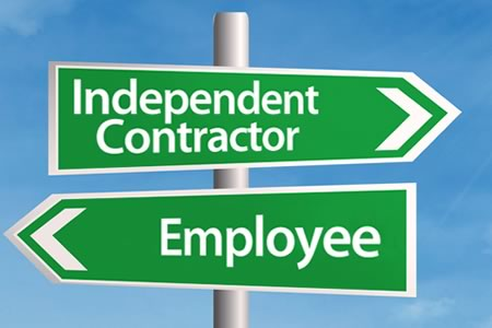 Hiring an Employee versus an Independent Contractor