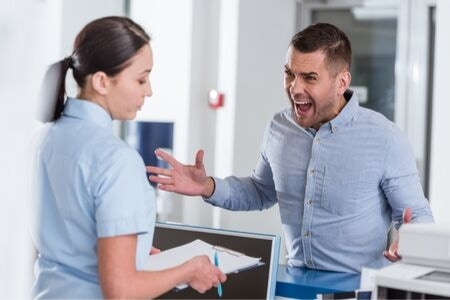 When Your Patients Have Poor Behavior