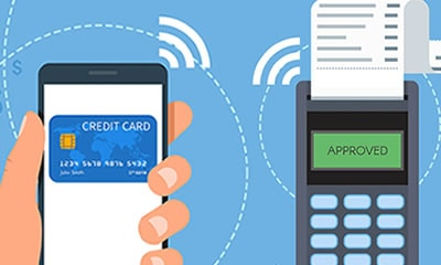 The 5-Step Path of Credit Card Transactions